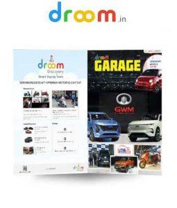 Droom Garage Magazine