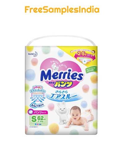 Merries Free Sample